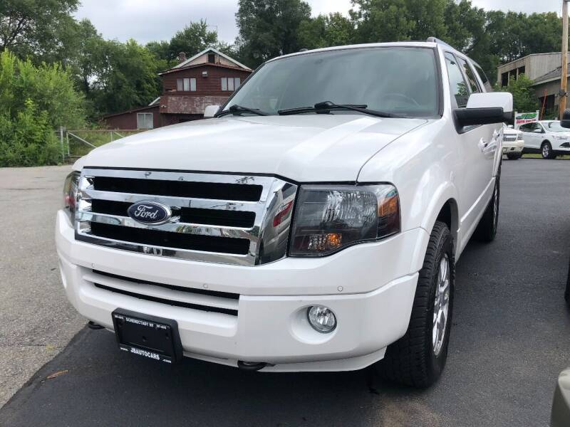 2012 Ford Expedition for sale at JB Auto Sales in Schenectady NY