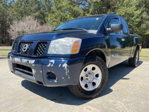 2006 Nissan Titan for sale at el camino auto sales - Global Imports Auto Sales in Buford GA