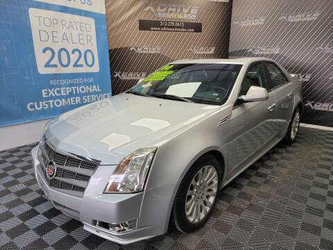 2010 Cadillac CTS for sale at X Drive Auto Sales Inc. in Dearborn Heights MI