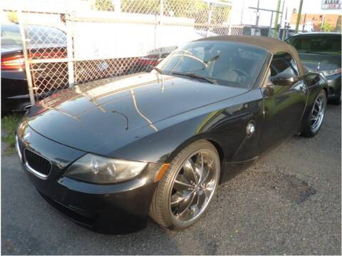 2007 BMW Z4 for sale at Klean Carz in Seattle WA