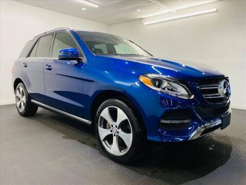 2017 Mercedes-Benz GLE for sale at Champagne Motor Car Company in Willimantic CT