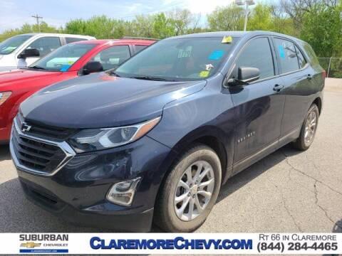 2019 Chevrolet Equinox for sale at Suburban Chevrolet in Claremore OK