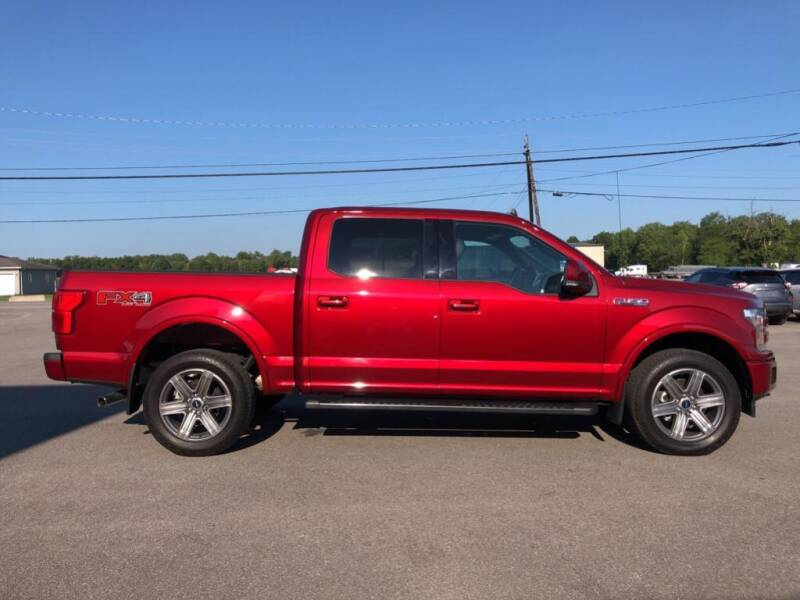 2019 Ford F-150 for sale in Paulding, OH