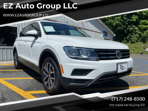 2020 Volkswagen Tiguan for sale at EZ Auto Group LLC in Lewistown PA