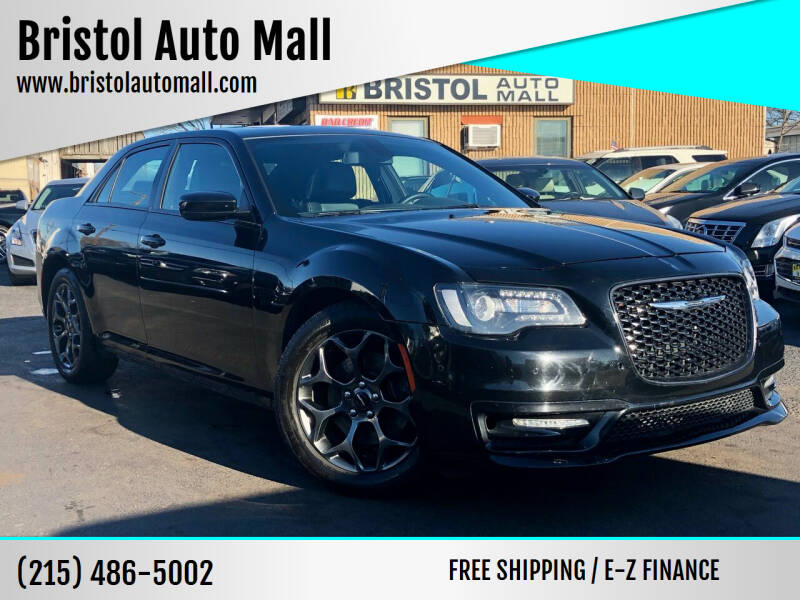 2017 Chrysler 300 for sale at Bristol Auto Mall in Levittown PA