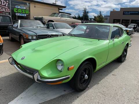 1971 Datsun 240Z for sale at Dodi Auto Sales in Monterey CA