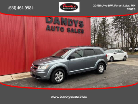 2010 Dodge Journey for sale at Dandy's Auto Sales in Forest Lake MN