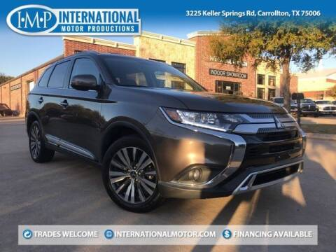 2019 Mitsubishi Outlander for sale at International Motor Productions in Carrollton TX