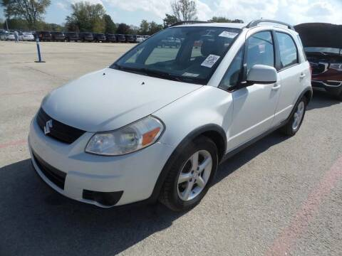 2009 Suzuki SX4 Crossover for sale at Hy-Way Sales Inc in Kenosha WI