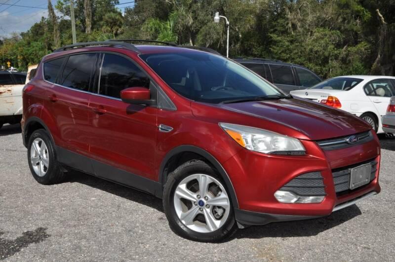 2013 Ford Escape for sale at Elite Motorcar, LLC in Deland FL