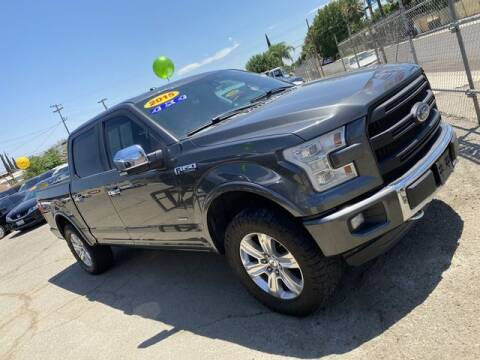 2015 Ford F-150 for sale at New Start Motors in Bakersfield CA