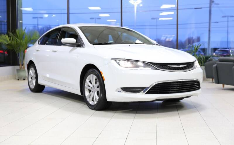 2015 Chrysler 200 for sale at Car Culture in Warren OH
