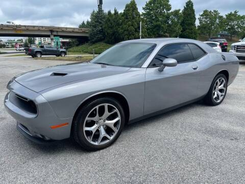 2016 Dodge Challenger for sale at Modern Automotive in Boiling Springs SC