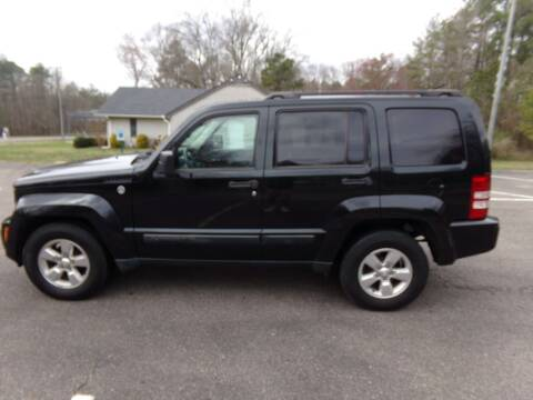2012 Jeep Liberty for sale at West End Auto Sales LLC in Richmond VA