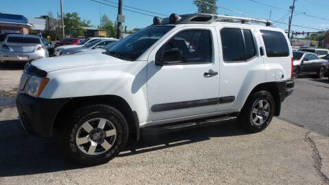 2011 Nissan Xterra for sale at Unlimited Auto Sales in Upper Marlboro MD