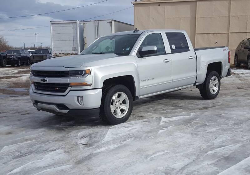 2016 Chevrolet Silverado 1500 for sale at Electric City Auto Sales in Great Falls MT