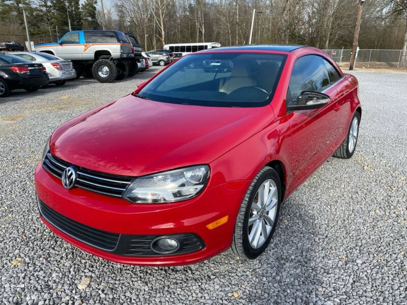 2012 Volkswagen Eos for sale at Alpha Automotive in Odenville AL