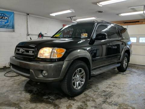 2004 Toyota Sequoia for sale at BOLLING'S AUTO in Bristol TN
