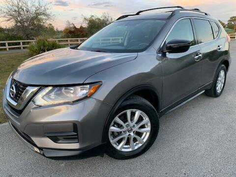 2017 Nissan Rogue for sale at Deerfield Automall in Deerfield Beach FL
