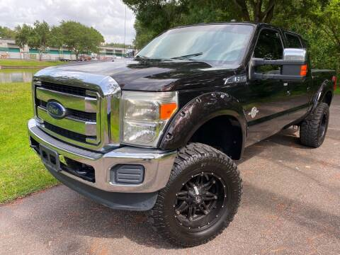 2013 Ford F-250 Super Duty for sale at Powerhouse Automotive in Tampa FL
