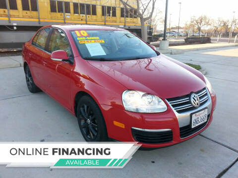 2010 Volkswagen Jetta for sale at Super Cars Sales Inc #1 in Oakdale CA