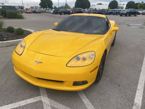 2005 Chevrolet Corvette for sale at Coast to Coast Imports in Fishers IN