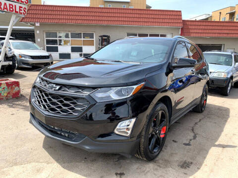 2020 Chevrolet Equinox for sale at ELITE MOTOR CARS OF MIAMI in Miami FL