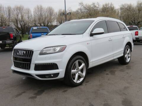 2015 Audi Q7 for sale at Low Cost Cars North in Whitehall OH