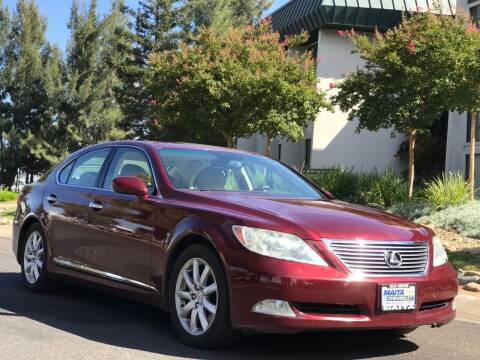 2008 Lexus LS 460 for sale at AutoAffari LLC in Sacramento CA