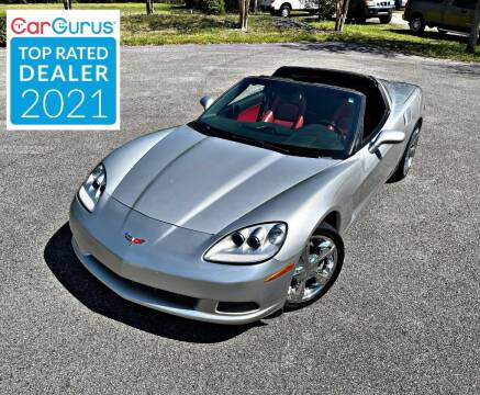 2006 Chevrolet Corvette for sale at Brothers Auto Sales of Conway in Conway SC