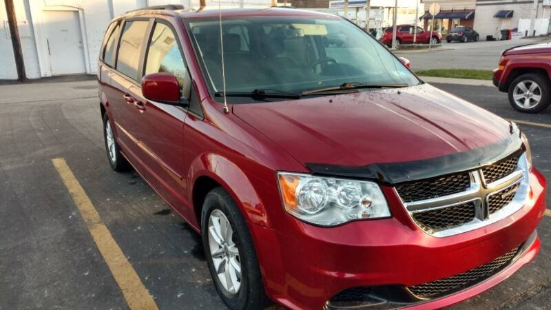 2016 Dodge Grand Caravan for sale at Graft Sales and Service Inc in Scottdale PA