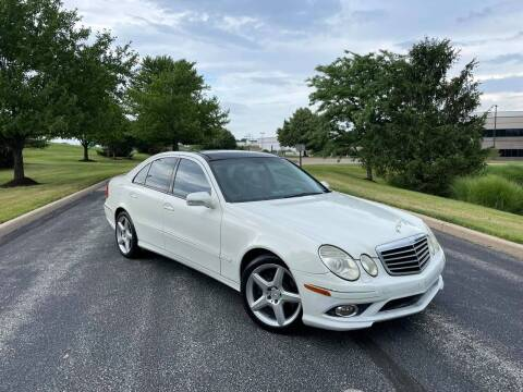 2008 Mercedes-Benz E-Class for sale at Q and A Motors in Saint Louis MO