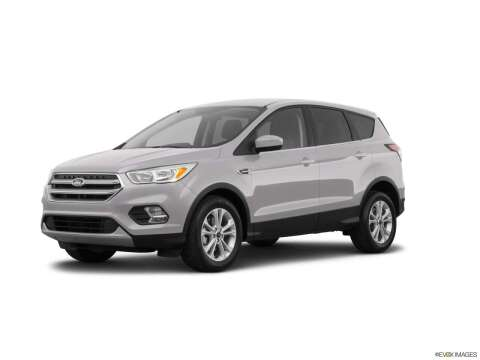 2018 Ford Escape for sale at West Motor Company - West Motor Ford in Preston ID