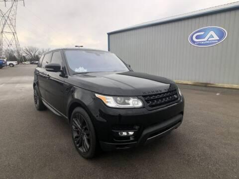 2017 Land Rover Range Rover Sport for sale at City Auto in Murfreesboro TN