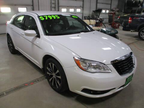 2014 Chrysler 200 for sale at Granite Auto Sales in Redgranite WI