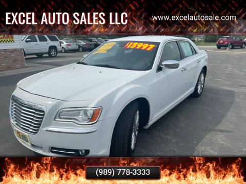 2012 Chrysler 300 for sale at Excel Auto Sales LLC in Kawkawlin MI