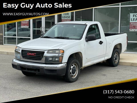 2006 GMC Canyon for sale at Easy Guy Auto Sales in Indianapolis IN