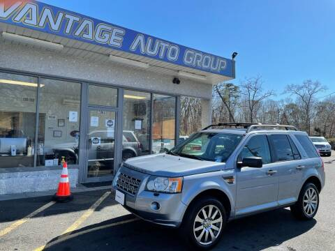 2008 Land Rover LR2 for sale at Vantage Auto Group in Brick NJ