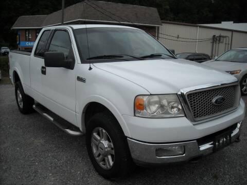 2004 Ford F-150 for sale at Euroasian Motors LLC in Richmond VA
