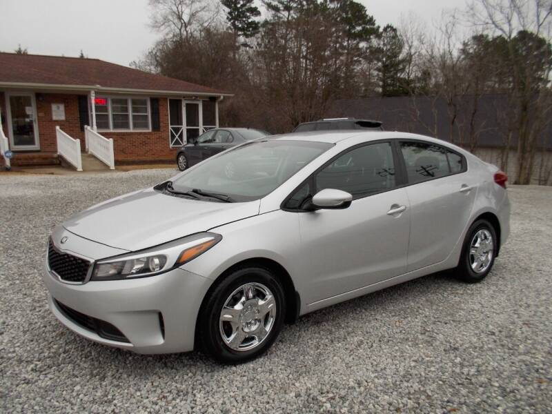 2017 Kia Forte for sale at Carolina Auto Connection & Motorsports in Spartanburg SC