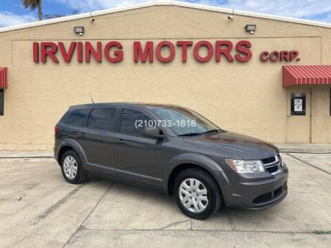 2014 Dodge Journey for sale at Irving Motors Corp in San Antonio TX