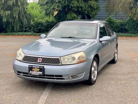 2003 Saturn L-Series for sale at Q Motors in Lakewood WA