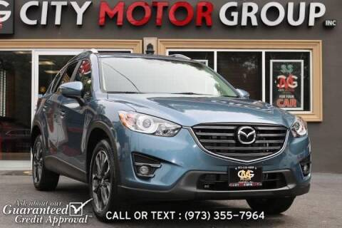 2016 Mazda CX-5 for sale at City Motor Group, Inc. in Wanaque NJ