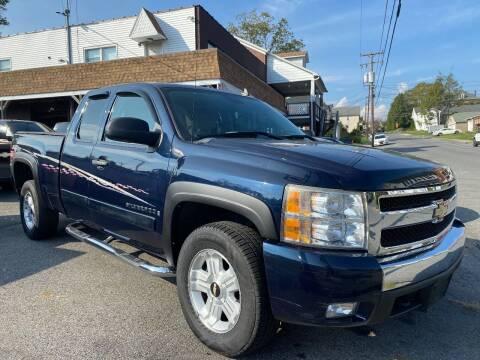 2007 Chevrolet Silverado 1500 for sale at TNT Auto Sales in Bangor PA