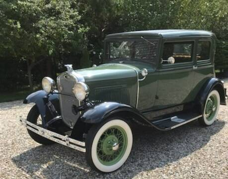 1931 Ford Model A for sale at CARuso Classic Cars in Tampa FL
