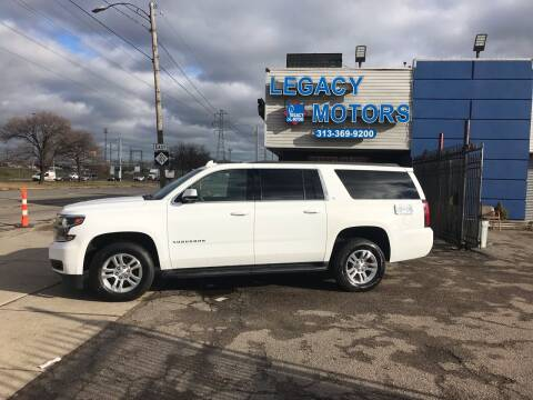 2020 Chevrolet Suburban for sale at Legacy Motors in Detroit MI