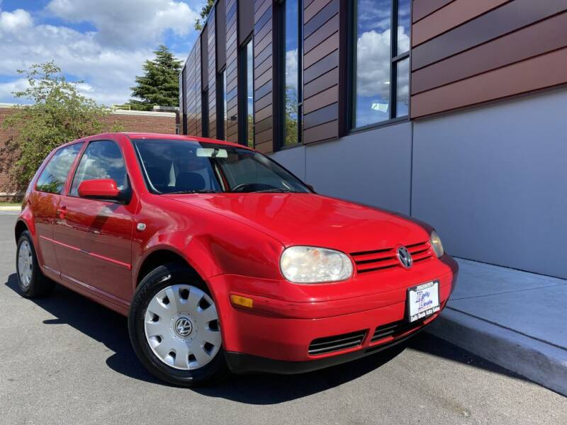 2004 Volkswagen Golf for sale at DAILY DEALS AUTO SALES in Seattle WA