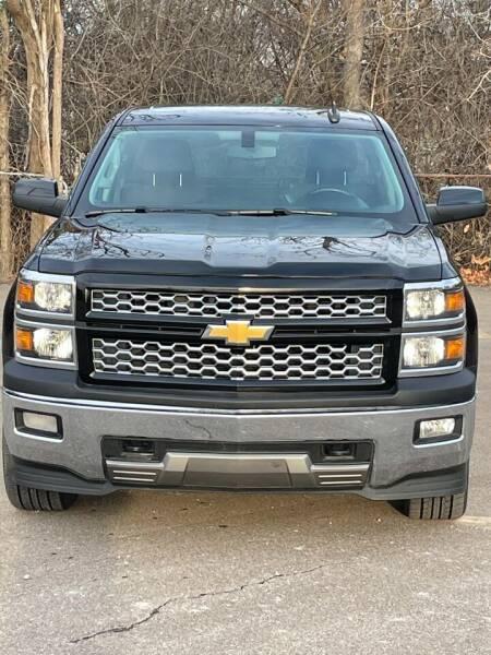 2015 Chevrolet Silverado 1500 for sale at Suburban Auto Sales LLC in Madison Heights MI