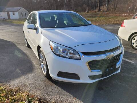 2014 Chevrolet Malibu for sale at Sussex County Auto & Trailer Exchange -$700 drives in Wantage NJ