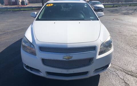 2011 Chevrolet Malibu for sale at Pay Less Auto Sales Group inc in Hammond IN